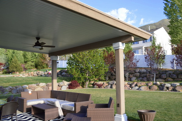 StuccoTrim for Post, Beam and Fascia | Boyd's Custom Patios